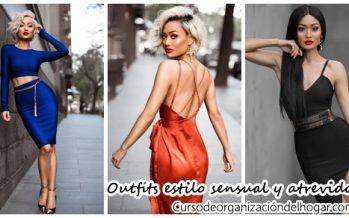Outfits para un estilo sensual y atrevido