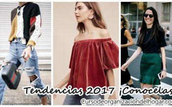 Outfits que te mostrarán las mejores tendencias para el 2017