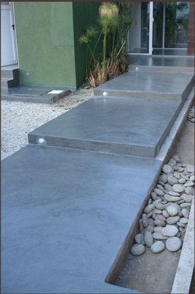 Pisos de cemento pulido para interior 14 curso de for Cemento pulido exterior