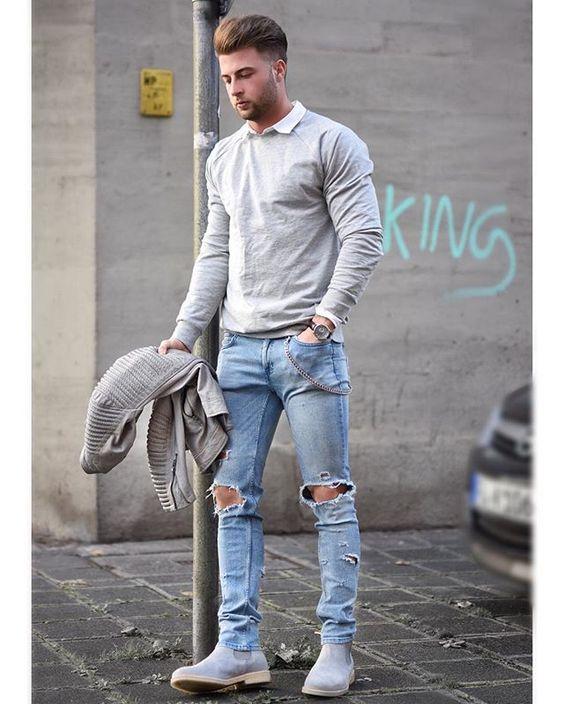 ropa de moda para hombre 1 curso de organizacion del