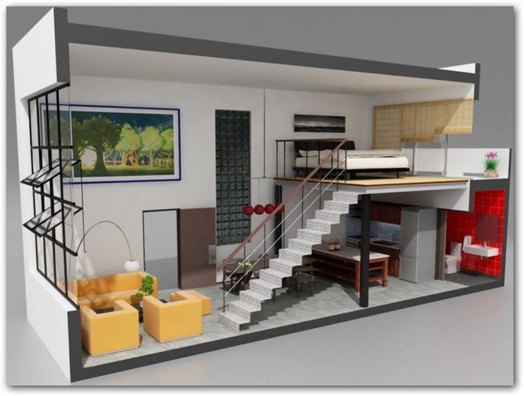 Tendencias arquitectonicas 2017 2018 38 curso de for Casa minimalista 6 x 12
