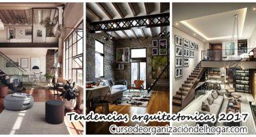 Tendencias arquitectónicas 2017-2018