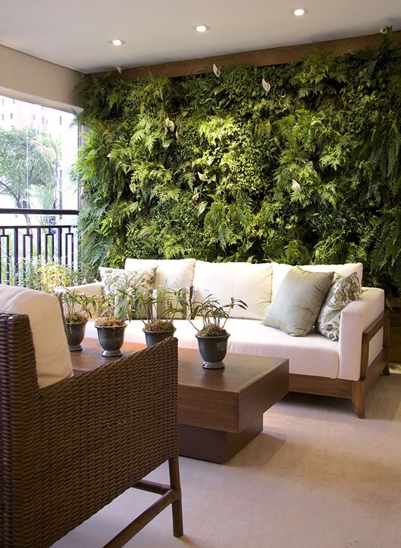 29 ideas para decorar el balc n terraza de tu apartamento for Ideas decoracion recamaras