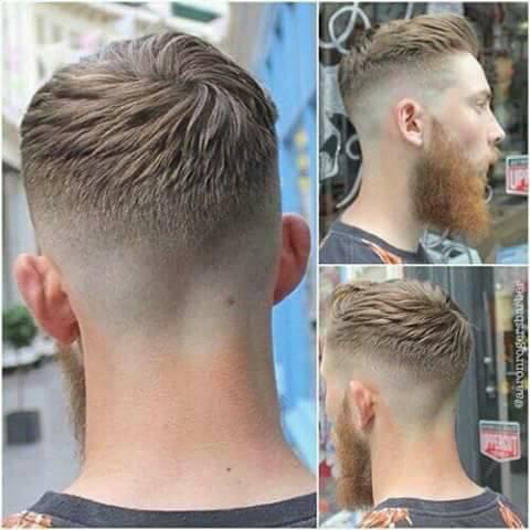 Cortes de cabello para hombres la moda
