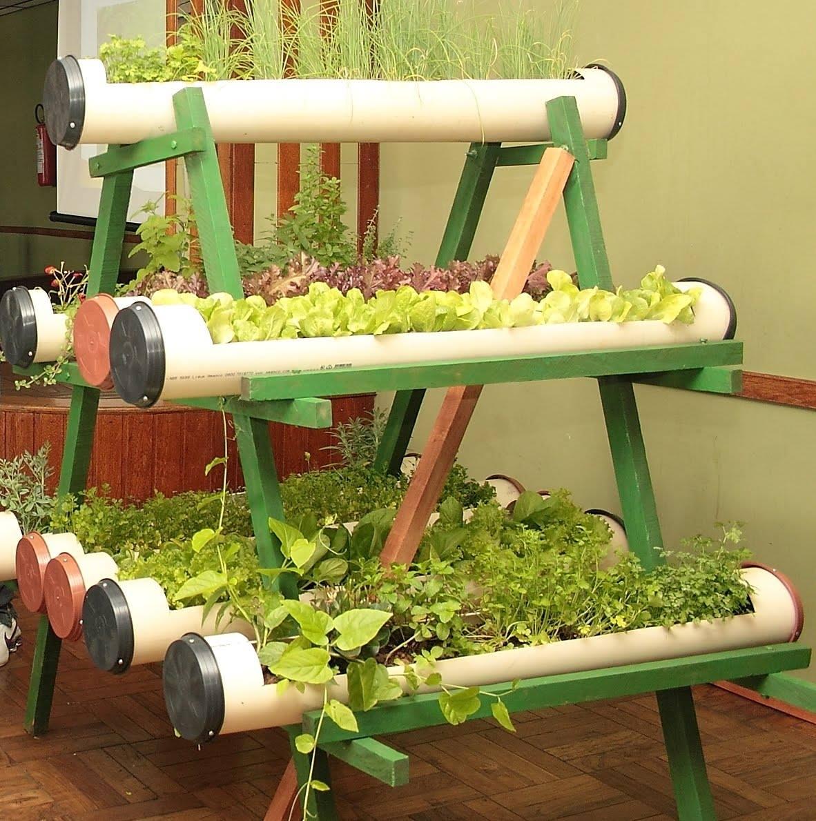 Dise a tu propio jardin de hortalizas 15 curso de - Disena tu hogar ...