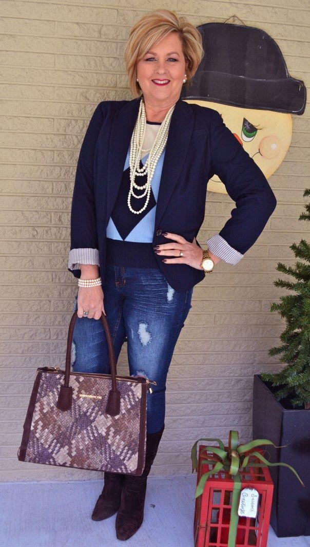 eb814370 Moda para mujeres de 40 años (33) - Curso de Organizacion del hogar ...