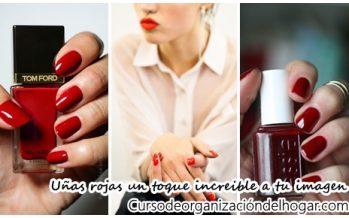 Uñas rojas – un clásico que nunca pasará de moda