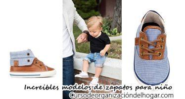 Zapatos que no pueden faltar en el closet de un niño ¡Míralos!