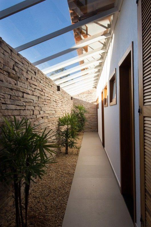 21 fantasticas maneras para incluir piedra laja en el for Curso de design de interiores no exterior