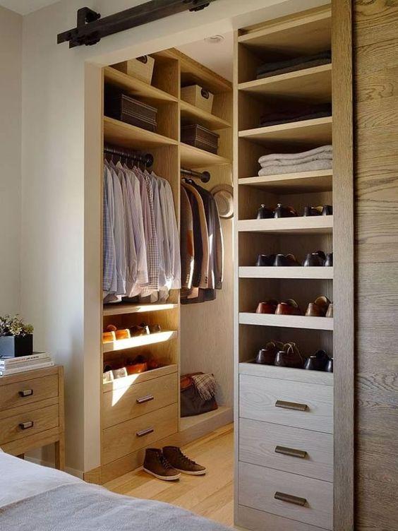 23 armarios con puertas corredizas extraord 23 curso - Organizacion armarios ...