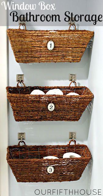 23-cestas-de-mimbre-para-organizar-el-bano (8)   Curso de ...
