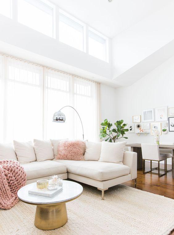 24 hermosas ideas para decorar tu sala 3 curso de for Ideas para decorar tu sala