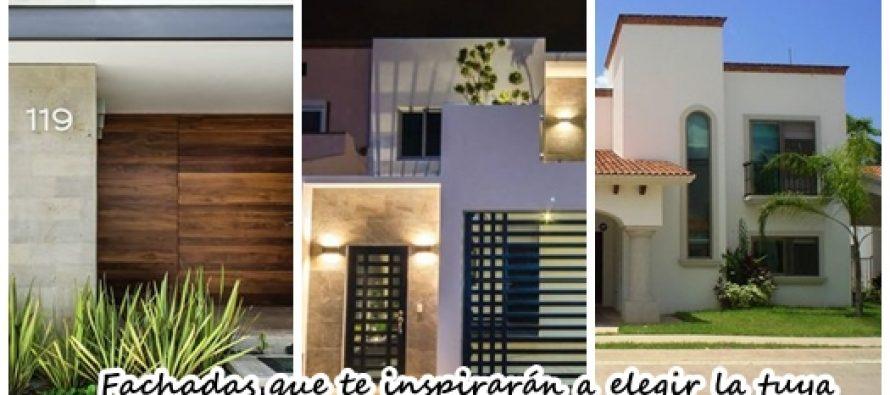 Disear tu casa casas modernas para inspirarte a disear tu for Disenar mi casa