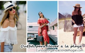 25 ideas de outfits de playa para copiar