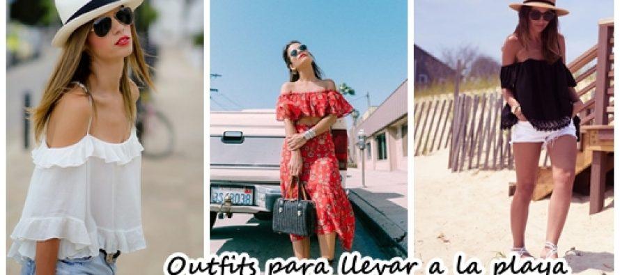 25 ideas de outfits de playa para copiar
