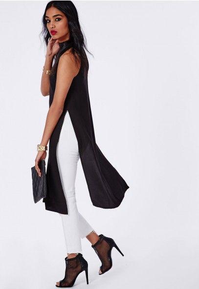 clásico moda caliente último vendedor caliente 25 outfits para copiar con blusones largos - Curso de ...