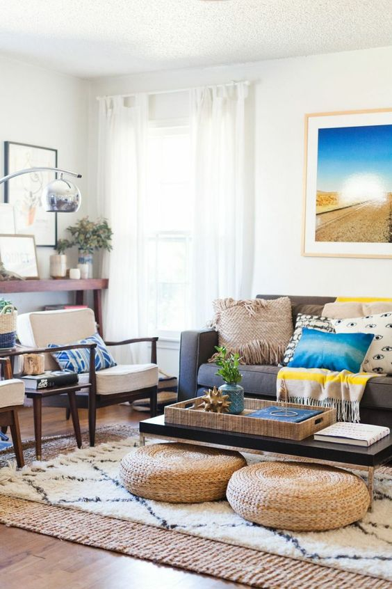 26-disenos-de-alfombras-para-salas-de-estar (19) - Curso ...