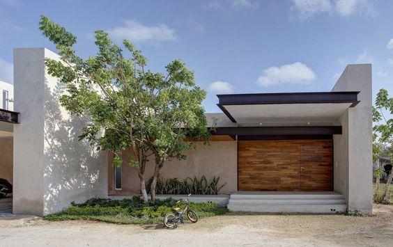 27 fachadas de un piso que debes ver para disenar tu casa - Como disenar tu casa ...