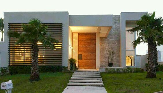 27 fachadas de un piso que debes ver para disenar tu casa - Disenar tu casa ...