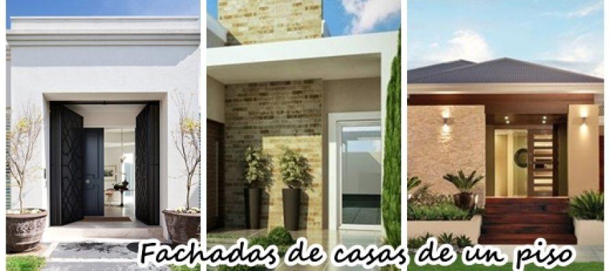 27 fachadas de un piso que debes ver para dise ar tu casa - Disenar tu casa ...