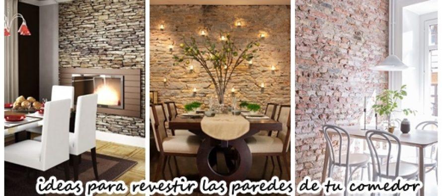 Awesome Ideas Para Un Comedor Ideas - Casas: Ideas & diseños ...