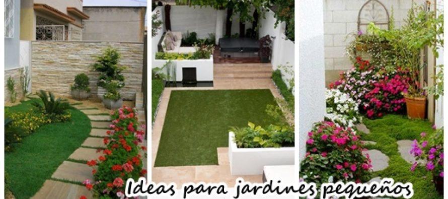 28 Ideas que puedes poner en práctica si tu patio es pequeño