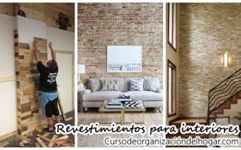 29 revestimientos de piedra para el interior de tu casa