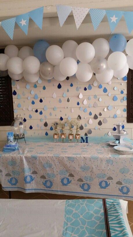 30 Ideas Para Organizar Y Decorar Un Baby Shower Para Nino