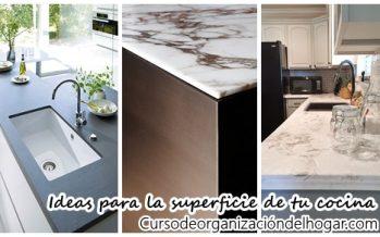 32 ideas que te van a inspirar a remodelar la superficie de tu cocina ya