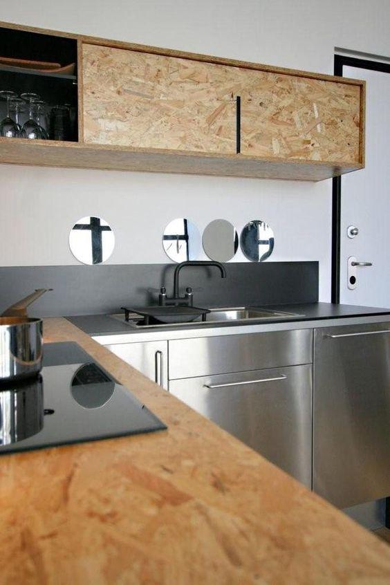 32 ideas que te van inspirar remodelar la superficie de tu for Superficie cocina
