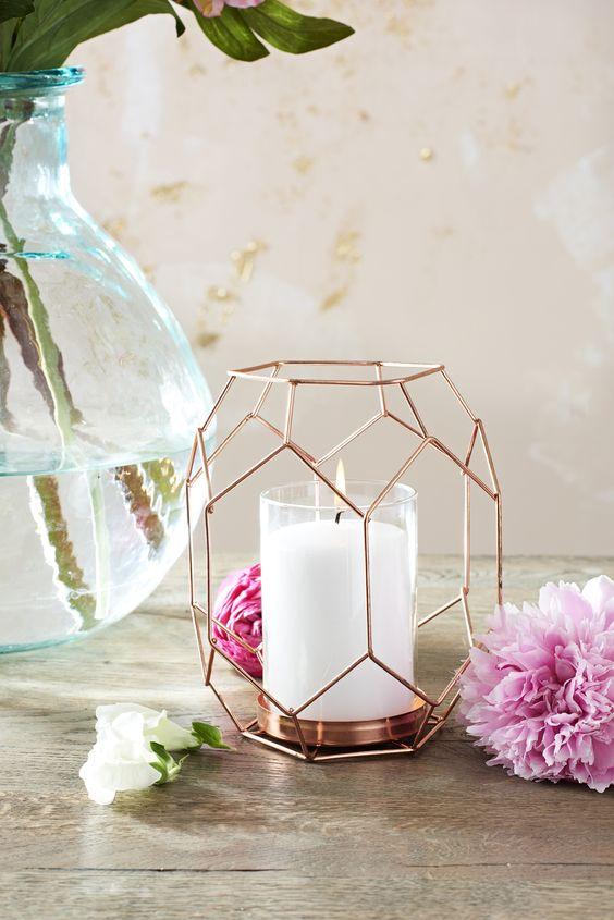 Accesorios color copper para decoracion de interiores 26 - Accesorios para decoracion de interiores ...