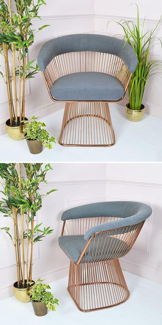 Accesorios color copper para decoracion de interiores 30 Accesorios para decorar interiores