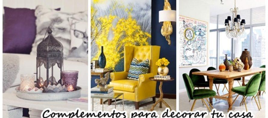Complementos separados por colores ideales para decorar tu for Colores para decorar una casa