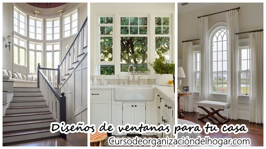 Diseños De Ventanas Que Realzarán La Fachada De Tu Casa Curso De