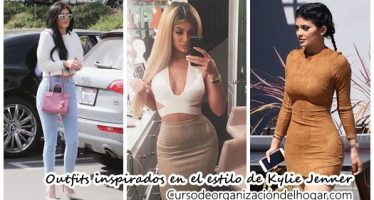 Ideas de outfits inspirados en Kylie Jenner