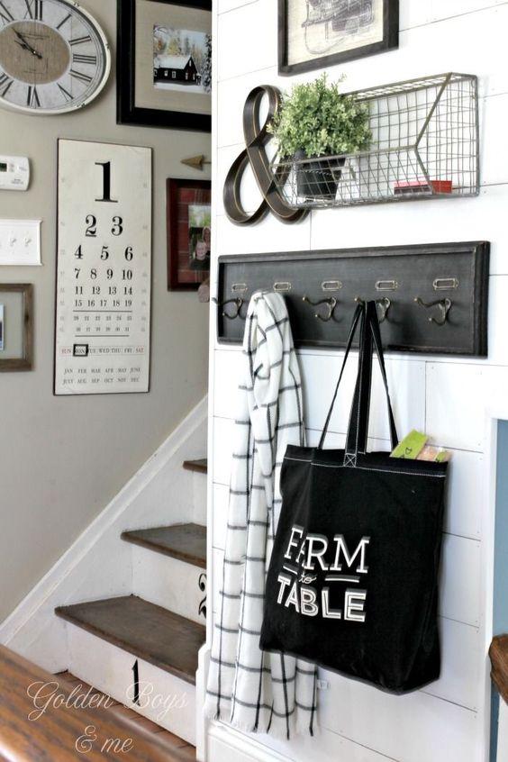 Muebles para decorar la entrada de tu casa 11 curso de organizacion del hogar y decoracion - Decorar la entrada de casa ...