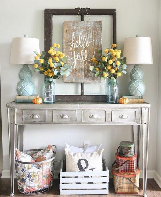 Muebles para decorar la entrada de tu casa 29 curso de for Muebles para decorar tu hogar