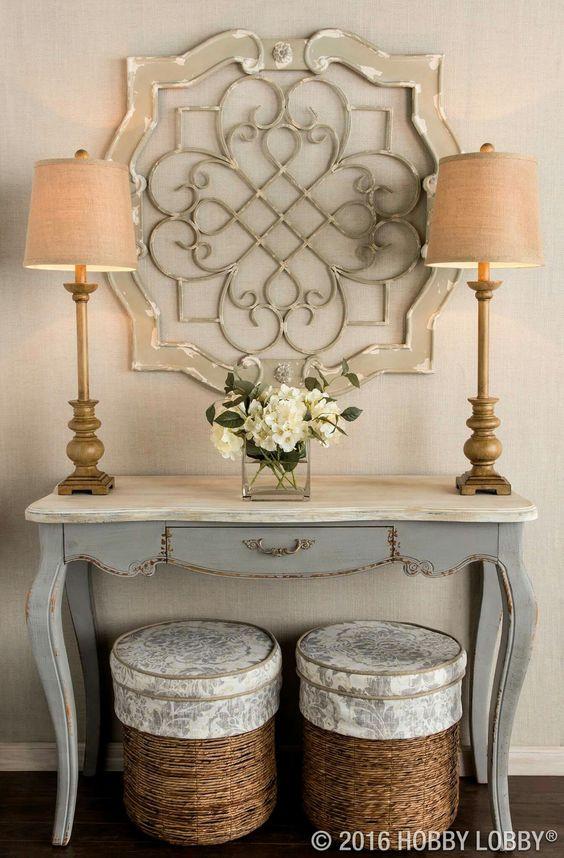 Muebles para decorar la entrada de tu casa 8 curso de - Pegatinas para decorar muebles ...