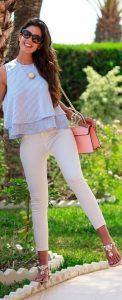 Outfits con jeans para esta primavera verano