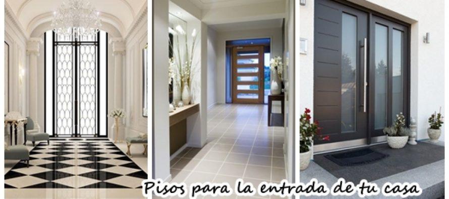 Top 20 dise os de pisos que har n que tu entrada luzca for Entradas de pisos