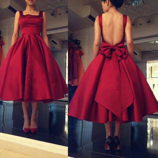 1d66419dd vestidos-rojos-que-nunca-fallan-en-ocasiones-especiales (13) - Curso ...