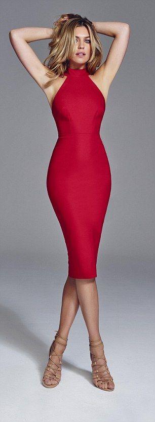 0f836db7a vestidos-rojos-que-nunca-fallan-en-ocasiones-especiales (23) - Curso ...