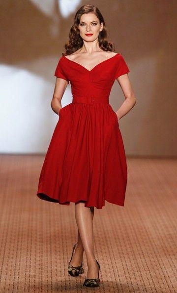 7e96ccc3e vestidos-rojos-que-nunca-fallan-en-ocasiones-especiales (9) - Curso ...