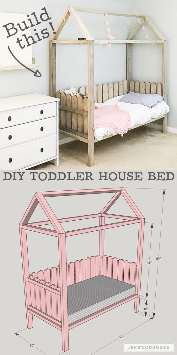25 disenos de camas infantiles 11 curso de - Disenos de camas ...