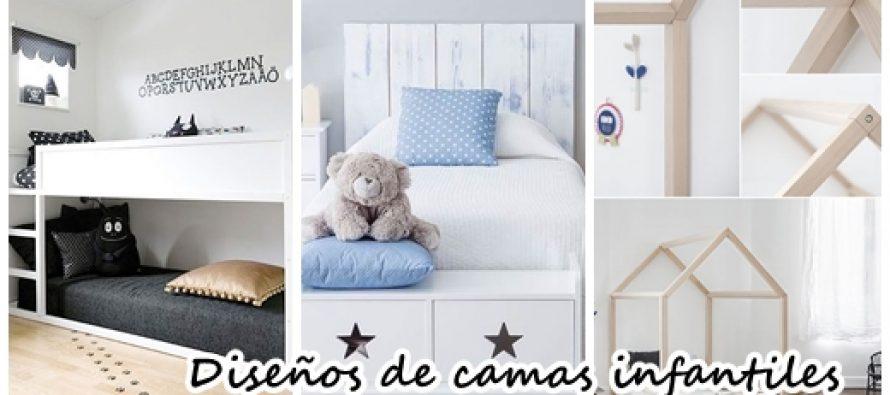 25 dise os de camas infantiles curso de organizacion del - Disenos de camas ...