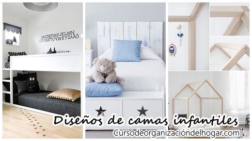 25 dise os de camas infantiles curso de organizacion del for Curso de decoracion de interiores