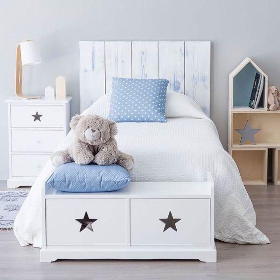 25 disenos de camas infantiles 5 curso de organizacion for Muebles infantiles diseno