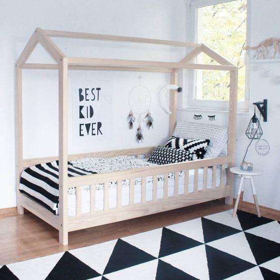 25 disenos de camas infantiles 6 curso de organizacion - Disenos de camas ...