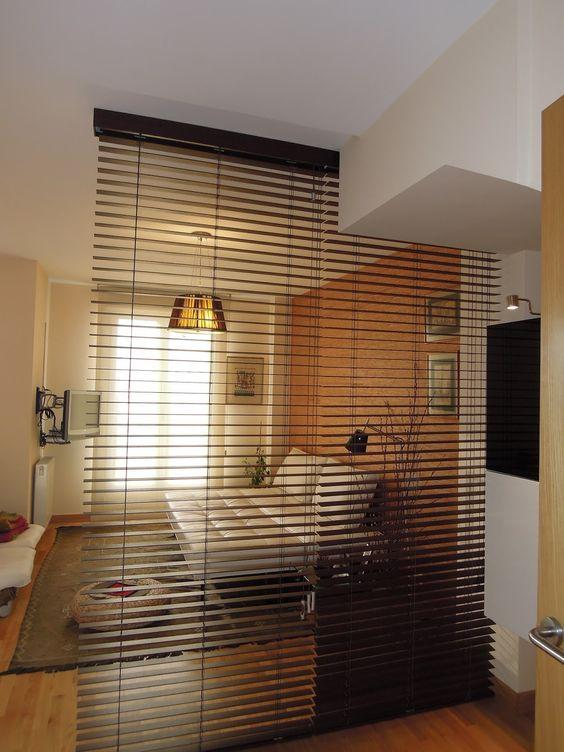 27 ideas para separar espacios pequenos 20 curso de for Decoracion del hogar espacios pequenos