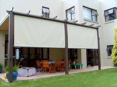 28 disenos de toldos para terrazas 1 curso de organizacion del hogar y decoracion de interiores - Toldos pergolas para terrazas ...